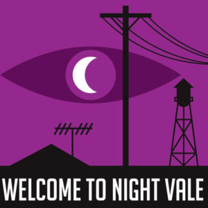 copertina di welcome to night vale