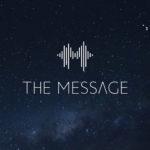 copertina di the message