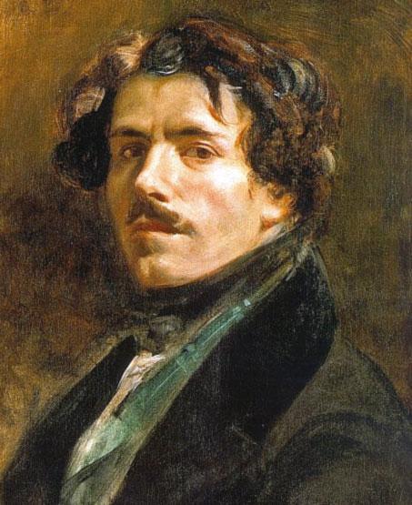 eugene delacroix, pittore