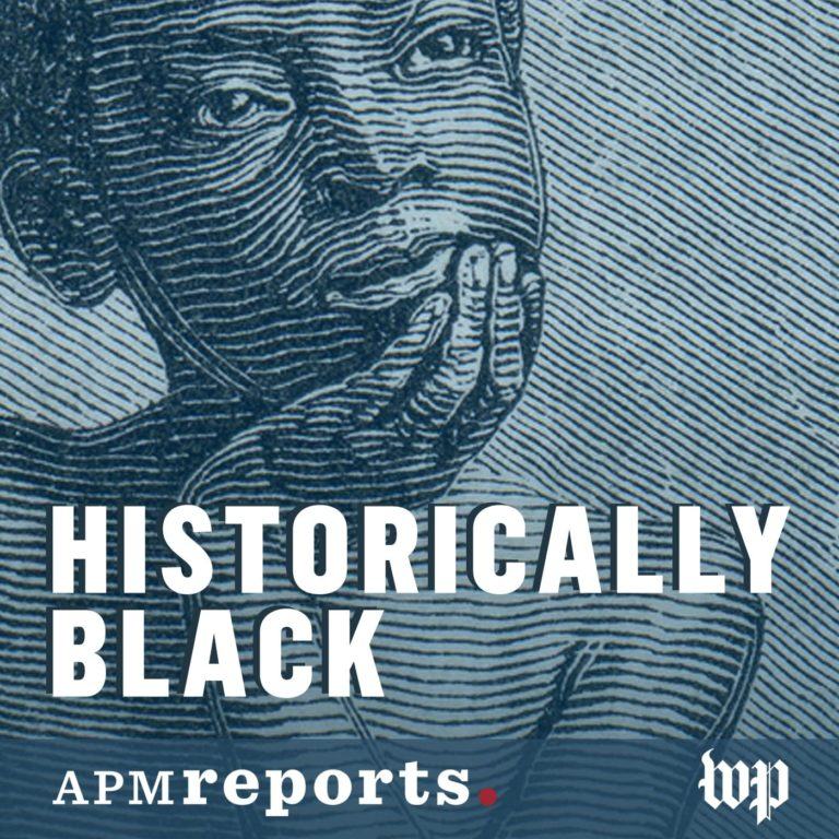 copertina di historically black