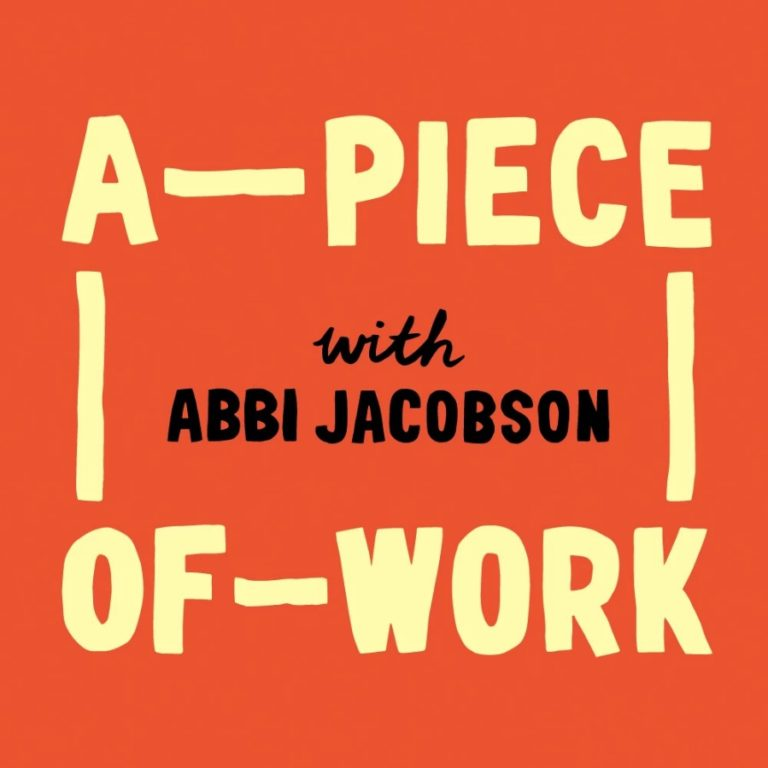 copertina di a piece of work
